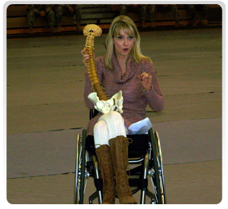 Kelly Narowski, Professional Speaker